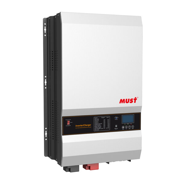 EP3000 Pro Series Low Frequency Pure Sine Wave Inverter (8-12KW)