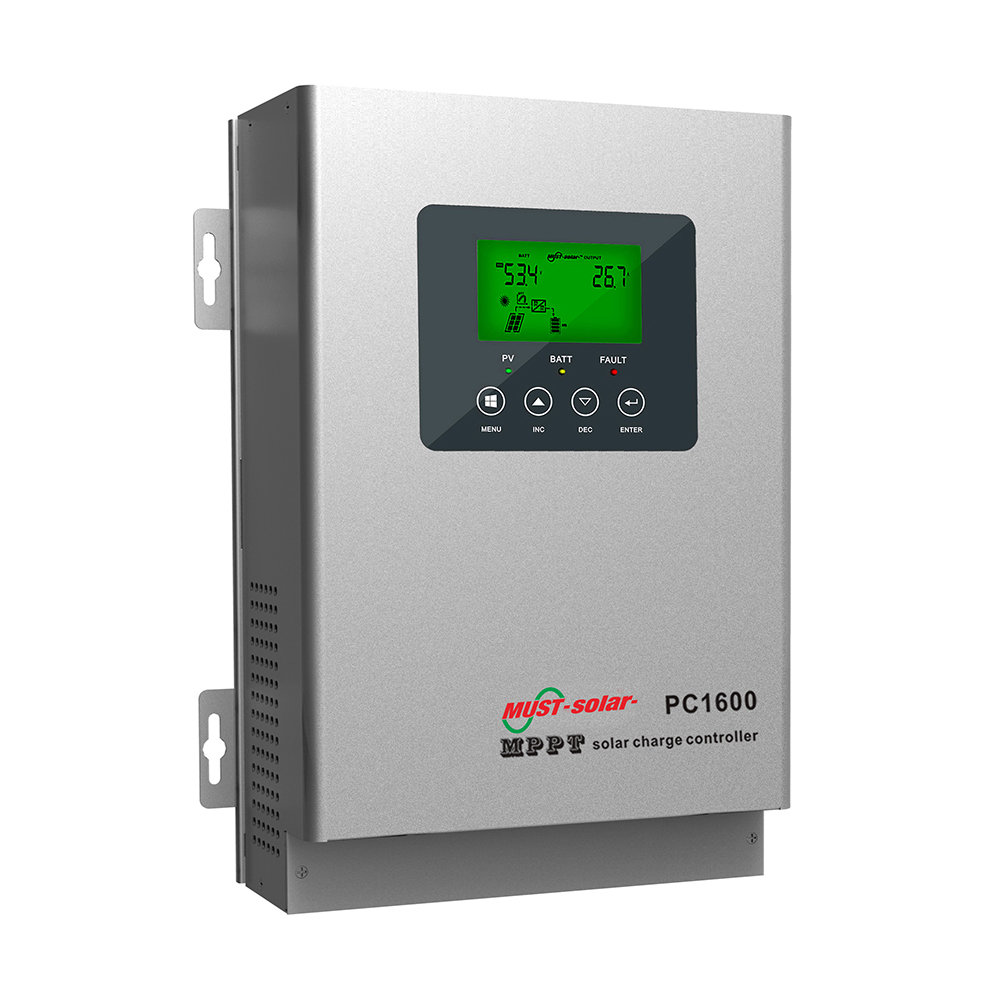 Mppt Solar Charge Controller Pc1600f Series Mppt Solar