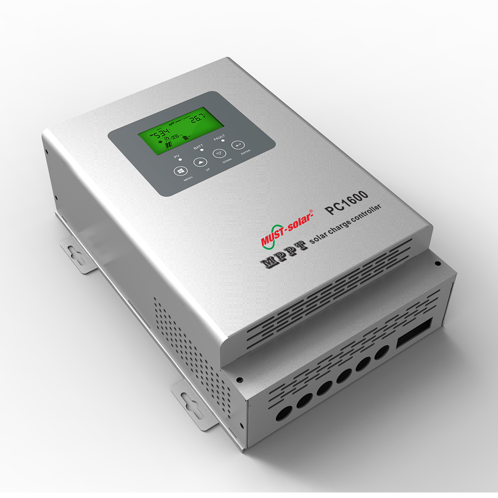 PC1600F Series MPPT Solar Charge Controller (45-80A)