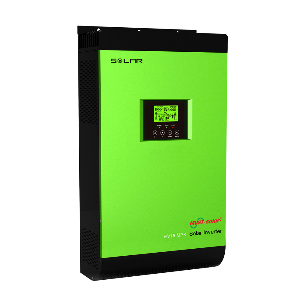 PV1800 MPK Series High Frequency Off Grid Solar Inverter (2-5KVA)