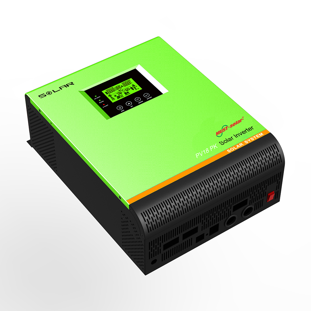 PV1800 PK Series High Frequency Off Grid Solar Inverter (2-5KVA)