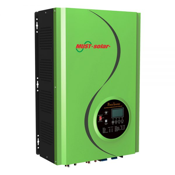 PV3500 Series Low Frequency Off Grid Solar Inverter (4-12KW)