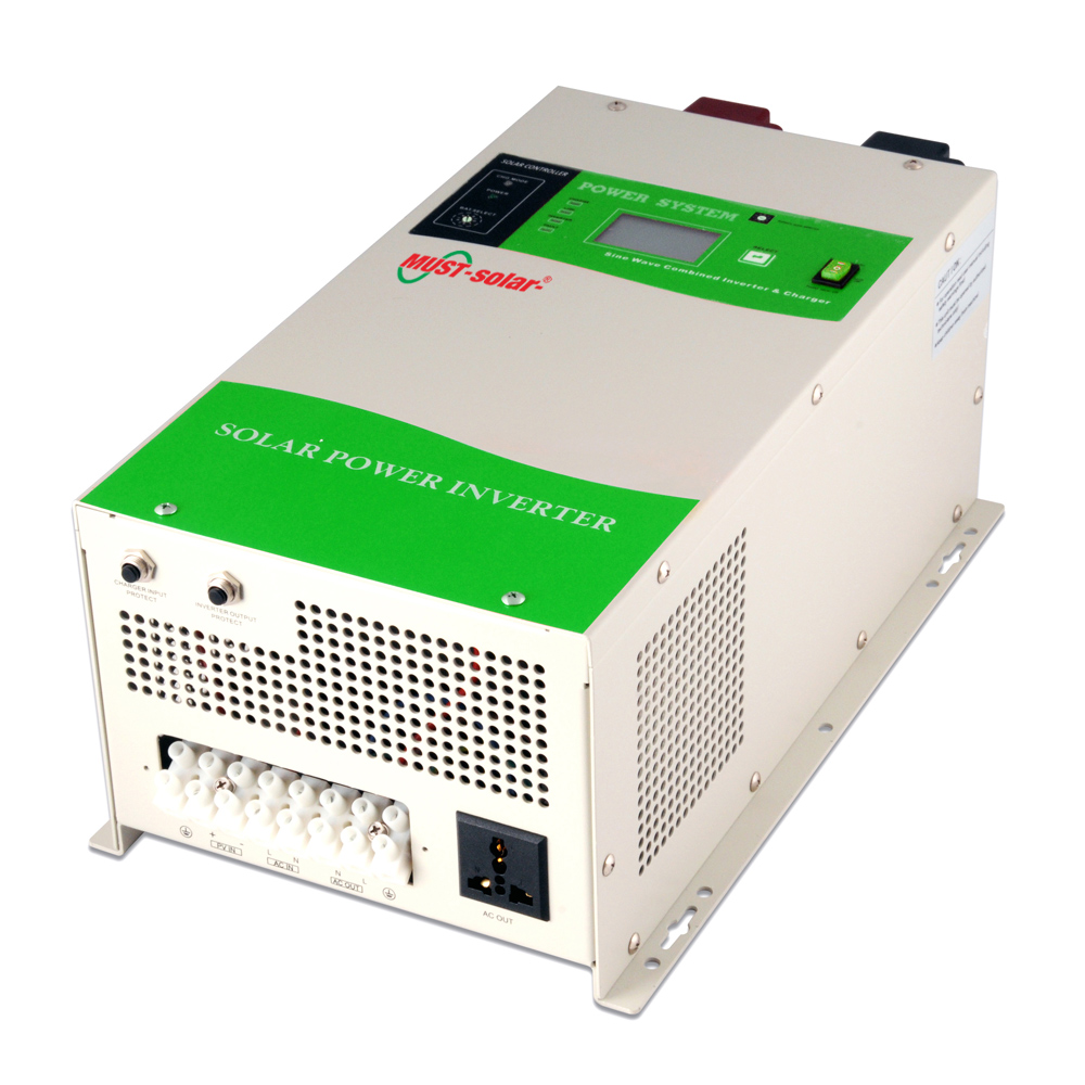 PV3000 Series Low Frequency Off Grid Solar Inverter (1-6KW)