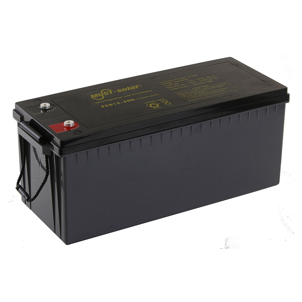 agm batteries for solar systems - photo #28