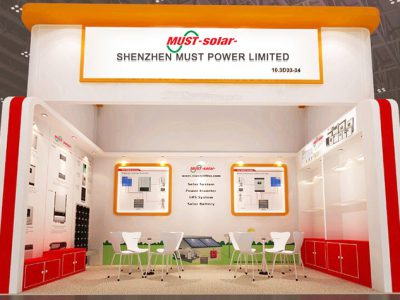 MUST ENERGY WIN GREAT SUCCESS IN the 118th Canton Fair