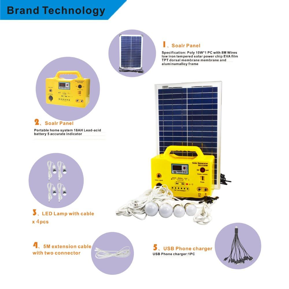 Energy Portable Solar System2