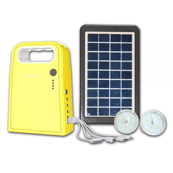 SG0603W Series Solar Lighting System