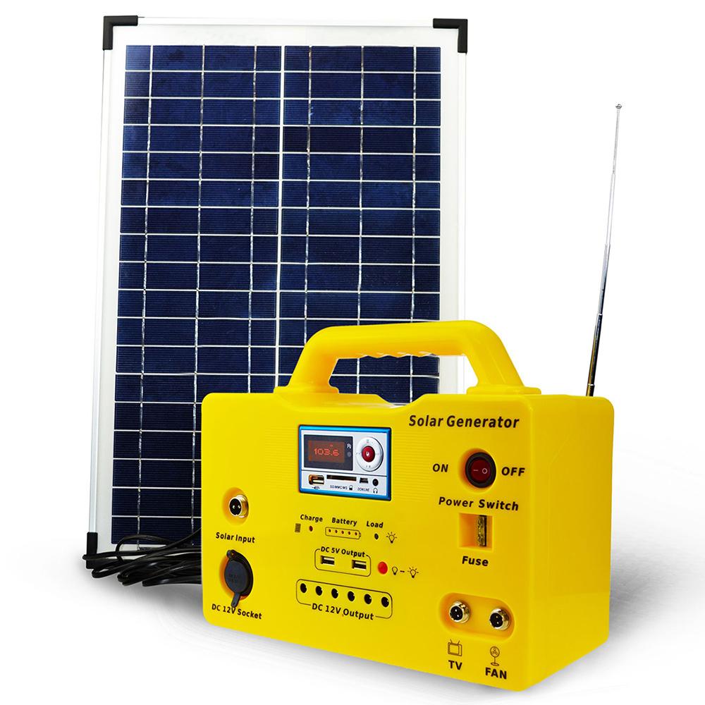 SG1220W Series Solar Lighting System