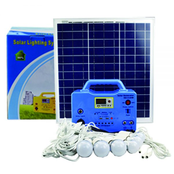 SG1230W Series Solar Lighting System