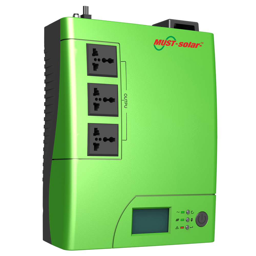 Pv1100 Plus Series High Frequency Solar Inverter Solar