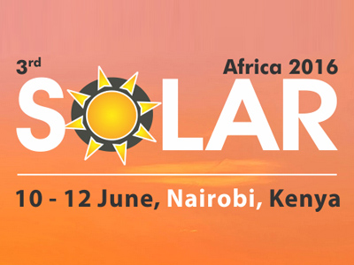 03rd Solar Africa Kenya 2016