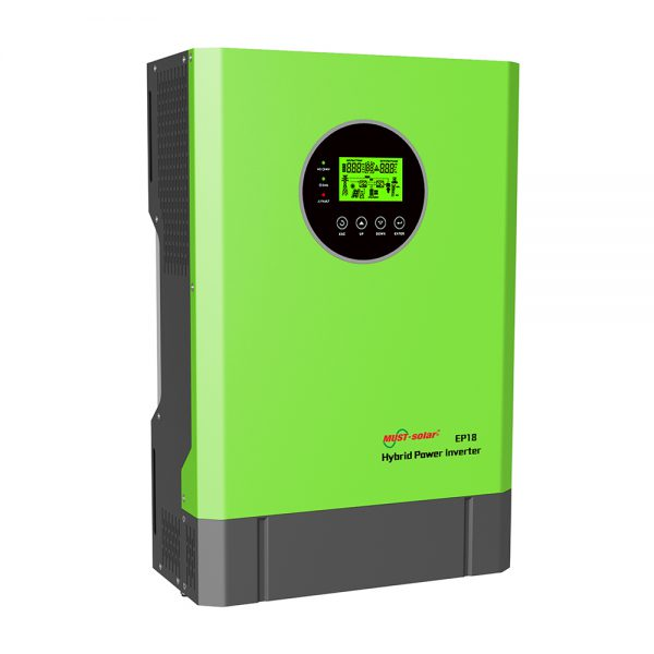 EP1800 Series High Frequency Pure Sine Wave Inverter (2-5KVA)