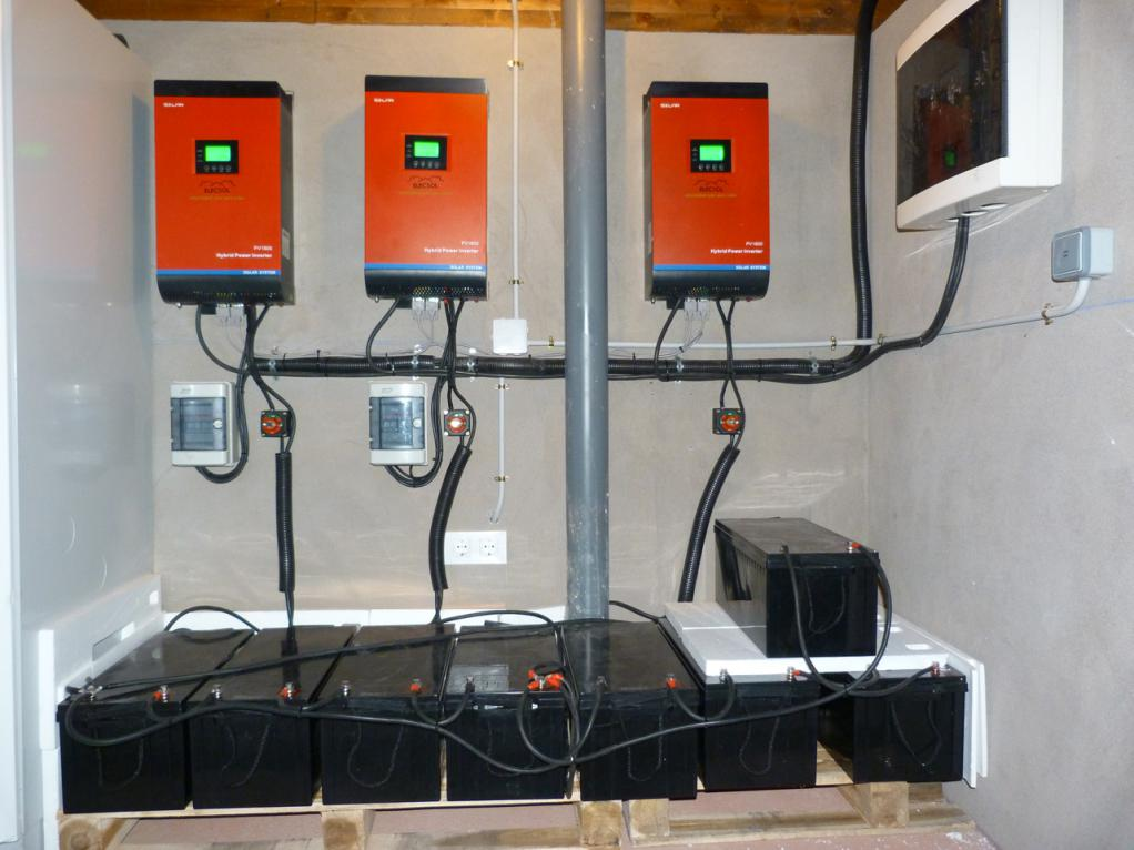 PV1800 MPK Solar Inverter Installation Portfolio
