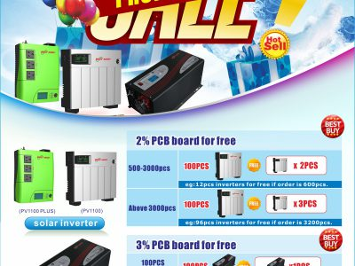 MUST ENERGY Big Sales Promotion in May.15th-Jun.30th,2016