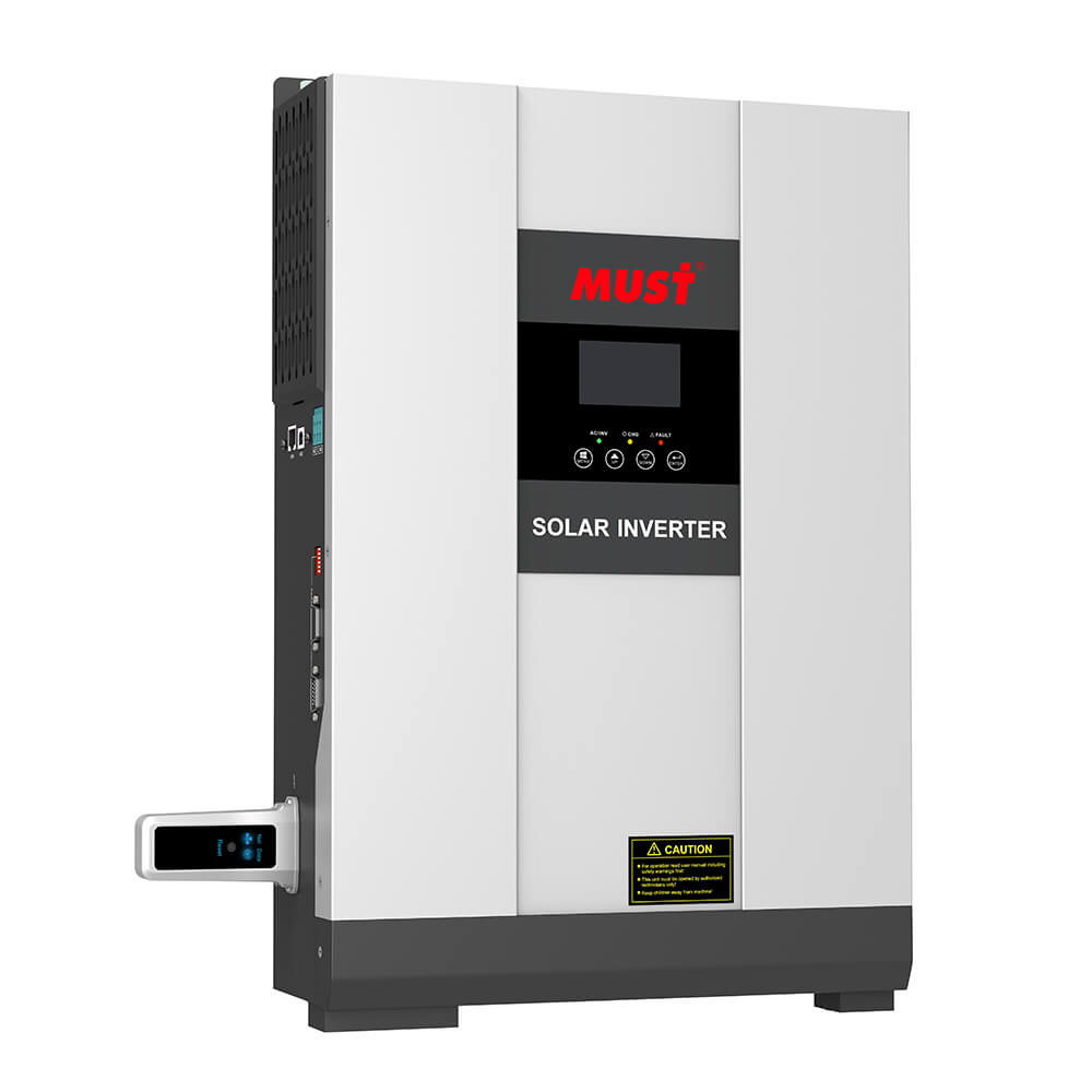PH1800 Plus Series High Frequency On/Off Grid Hybrid Solar Inverter (2-5.5KW)