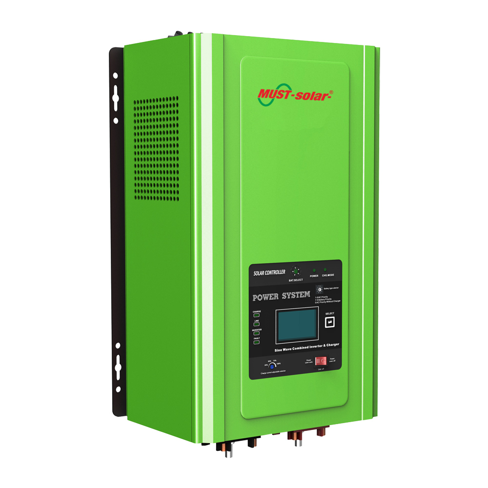 Low Frequency Solar Inverter Pv3000 Mpk Series Low