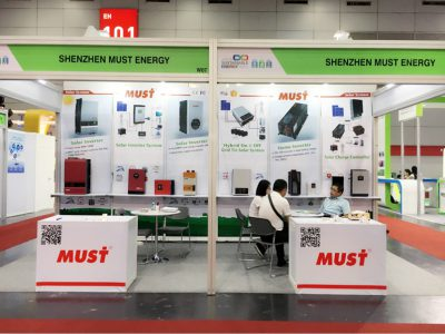 MUST WON GREAT SUCCESS IN THAILAND EXHIBITION-Renewable Energy Asia 2016