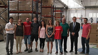 Business Visit in Valencia