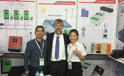 MUST ENERGY got big success in Myanmar Fair