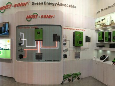 MUST ENERGY WIN GREAT SUCCESS IN the 120th Canton Fair!