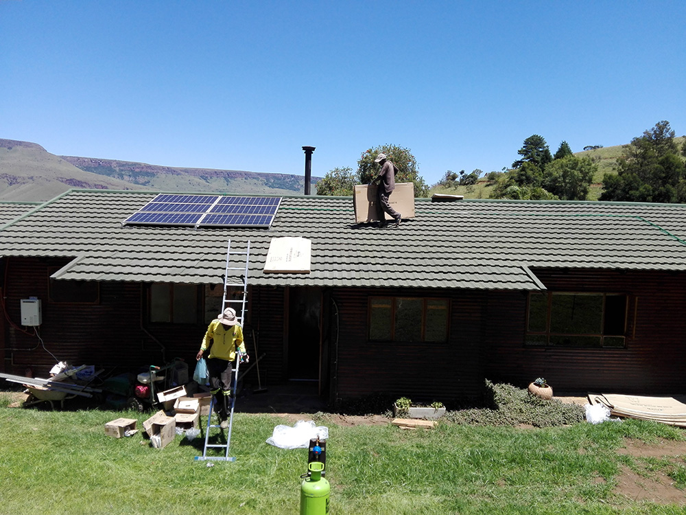 Solar Panel Installation Portfolio