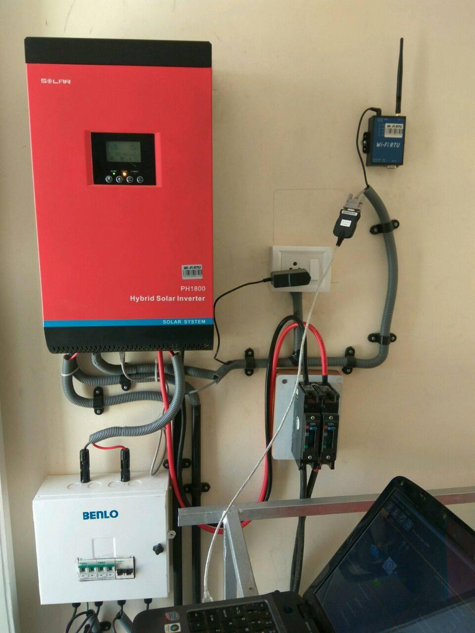 PV1800 HM Series Installation Portfolio