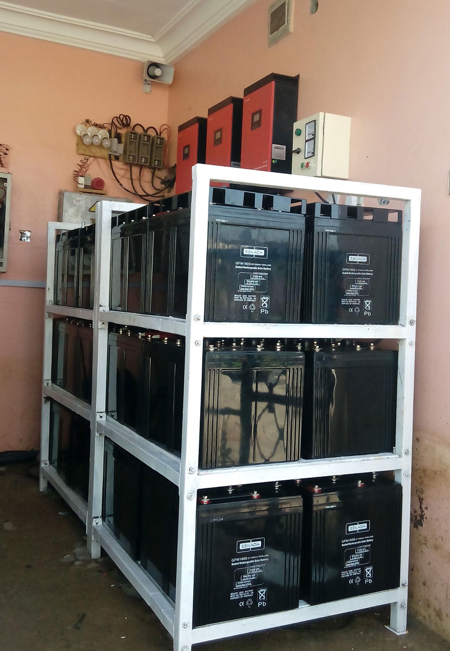 PV1800 MPK Series Installation Portfolio