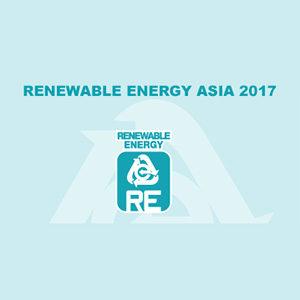 Renewable Energy Asia (2017)