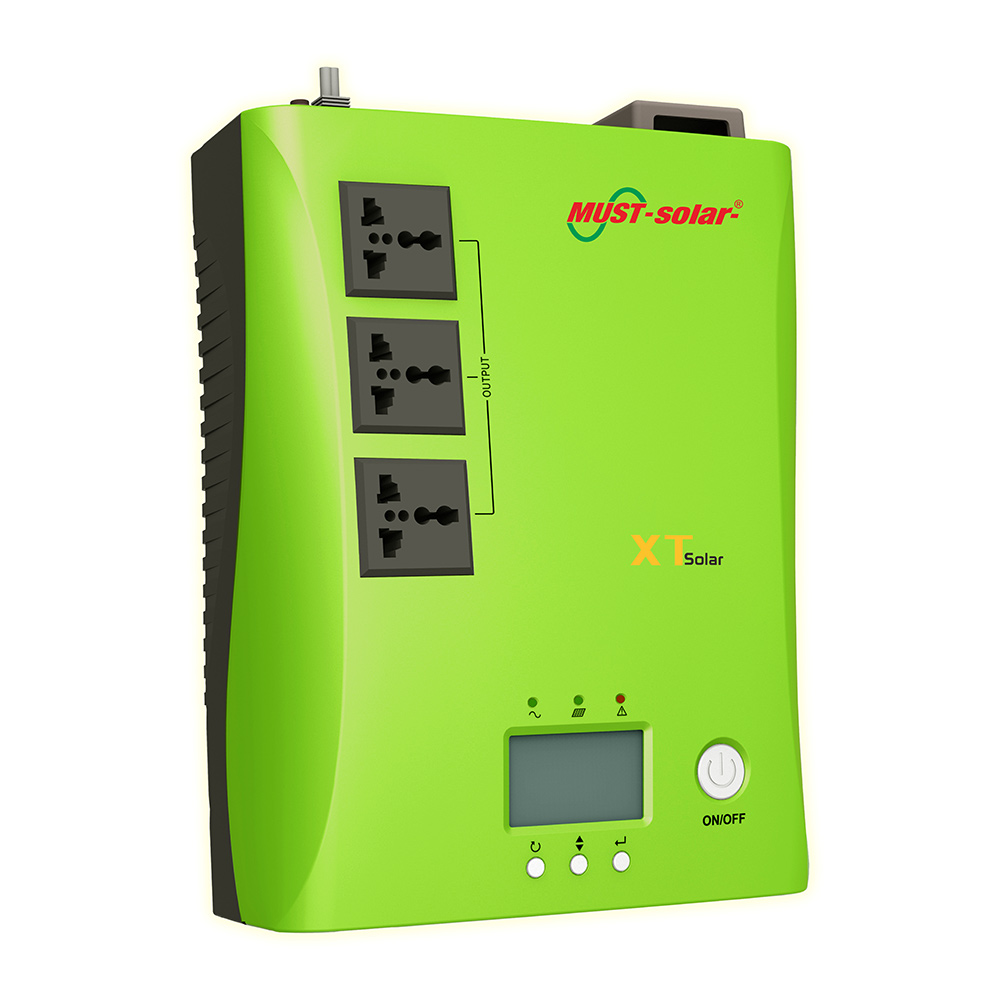 Xtreme Solar Series High Frequency Off Grid Solar Inverter with MPPT controller (1.2kVA-2.4KVA)