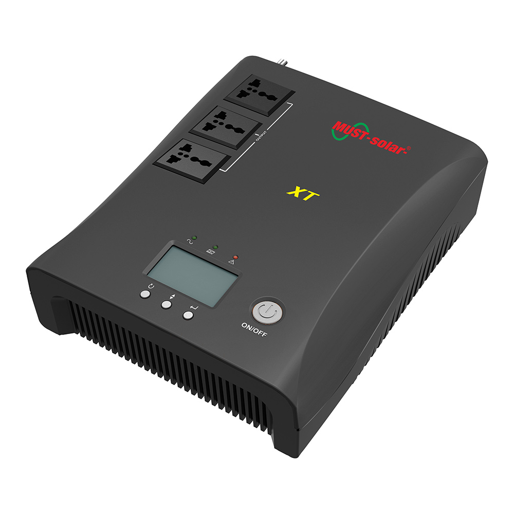Xtreme Series High Frequency built in solar compatible inverter (1.2kVA-2.4KVA)