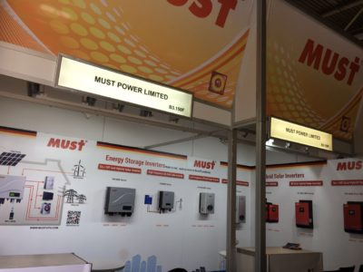 MUST ATTEND Munich Intersolar Exihibition