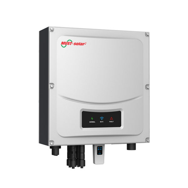 PH5000 Series High Frequency On Grid Solar Inverter (3-6KW)
