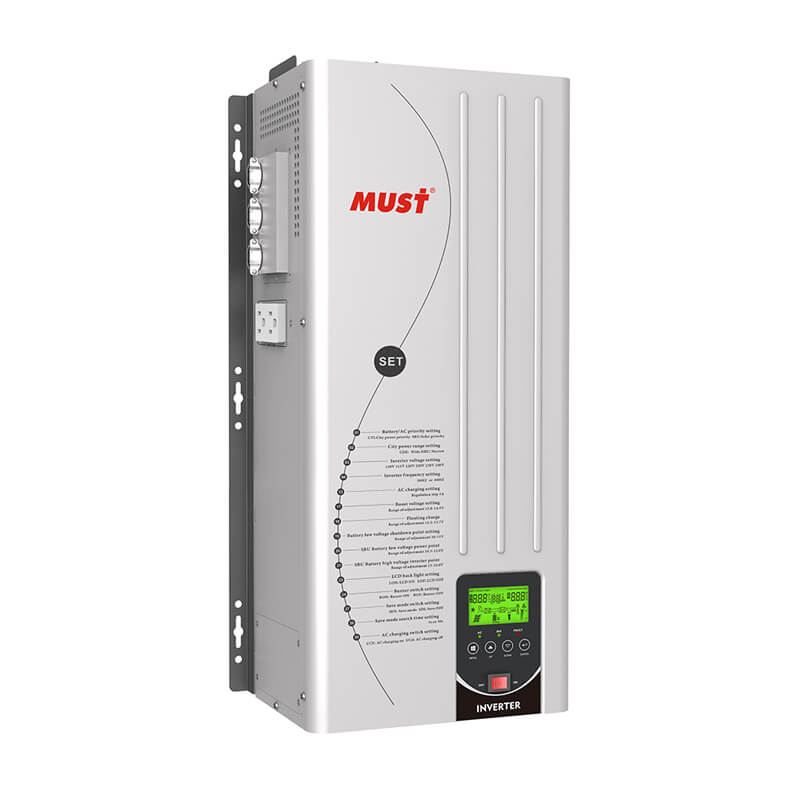 EP3300 LV Series Low Frequency Pure Sine Wave Inverter (1-6KW)