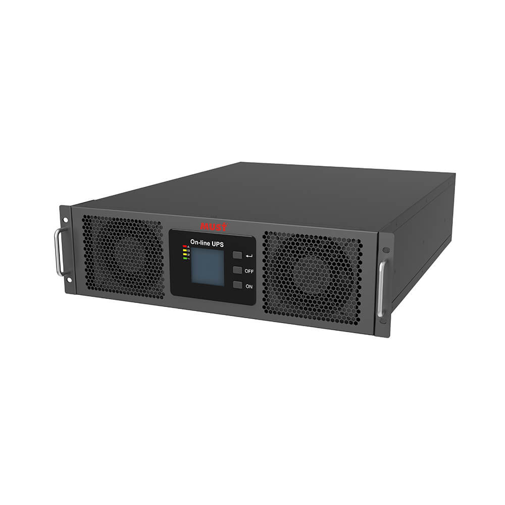 EH9335 Rack Mount Series High Frequency 3/3 Online UPS (10-40KVA)