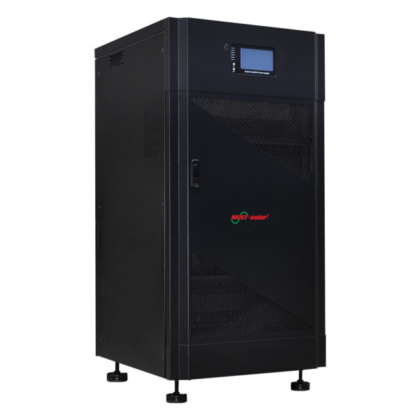 EH9115 Series Low Frequency Three Phase (3/3) Online UPS (20-200KVA)