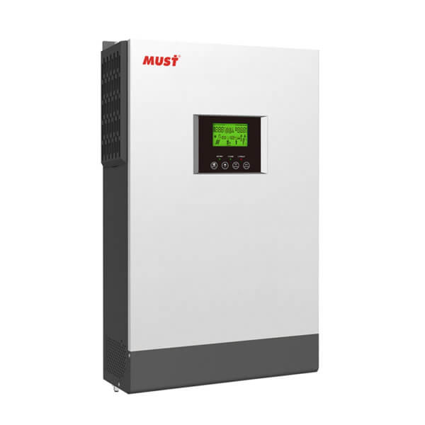 PV1800 Pro Series High Frequency Off Grid Solar Inverter (2/5.5KW)