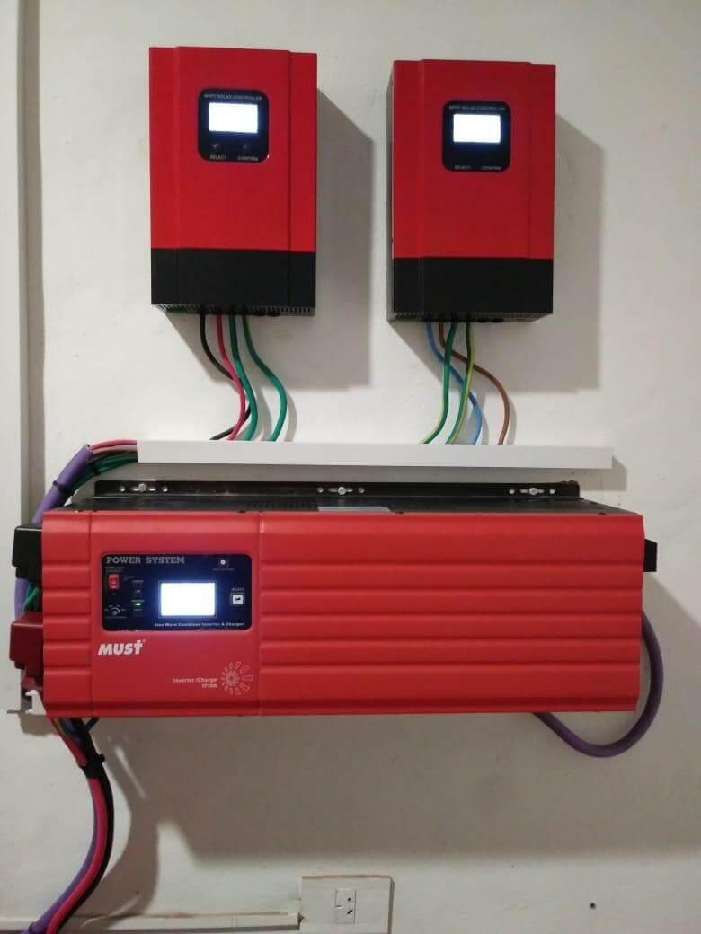 1PCS EP3000 Pro 6KW
