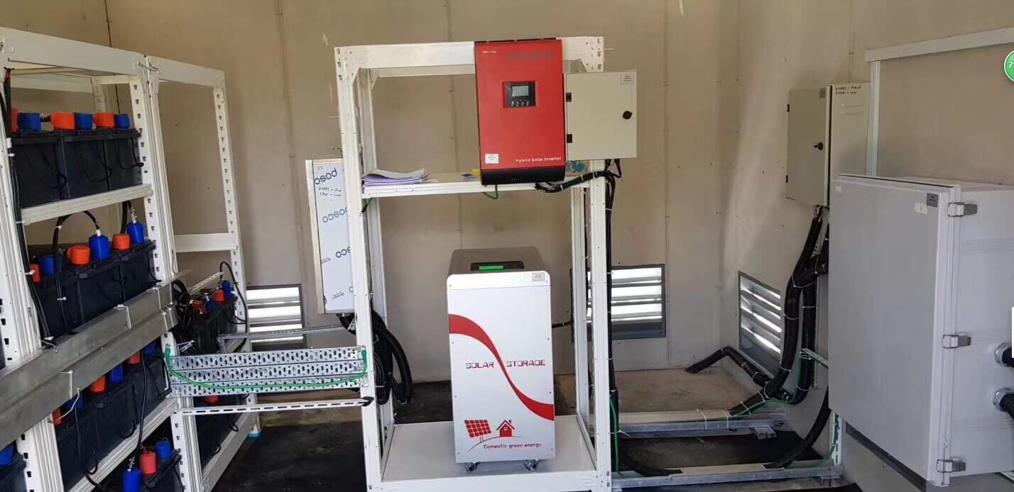 1PCS PH300 12KW+1PCS PV1800