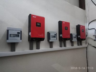 MUST SOLAR High frequency inverter VS Low frequency inverter
