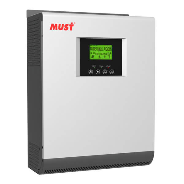 PV1800 LHM Series High Frequency Off Grid Solar Inverter (AC:120V 1-3KW)