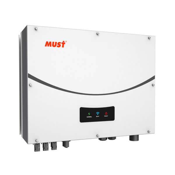 PH5000T Series High Frequency On Grid Solar Inverter (7-15KW)