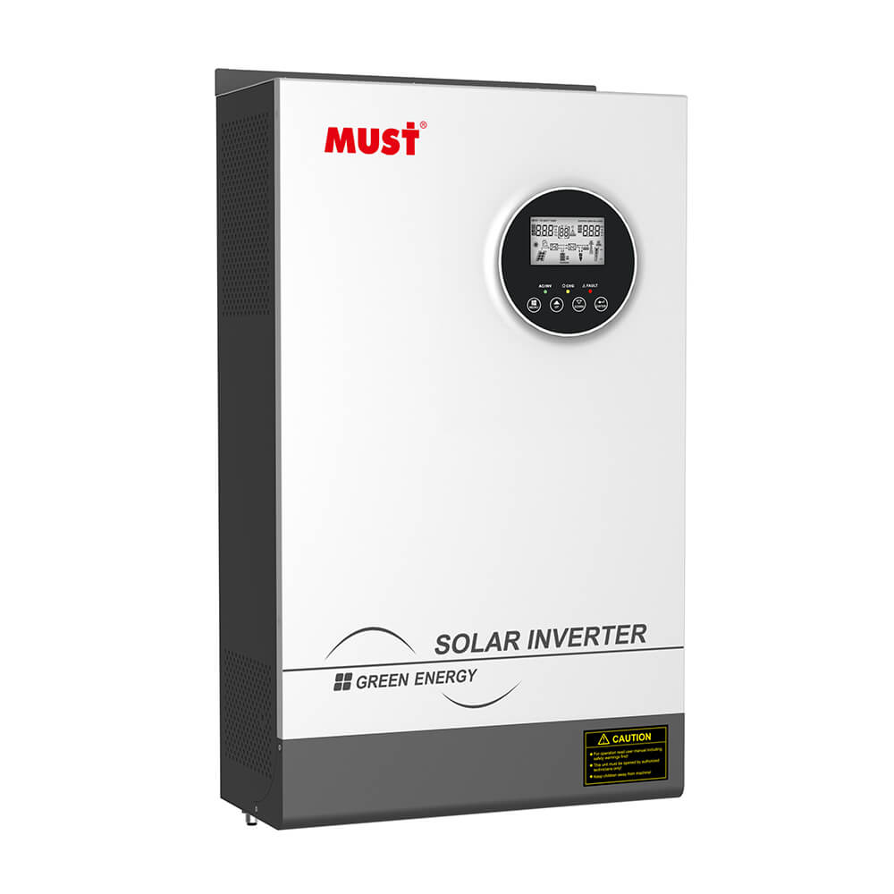 PH1800 Pro Series Pure Sine wave High Frequency solar Inverter (PV:450V 3/5.2KW)
