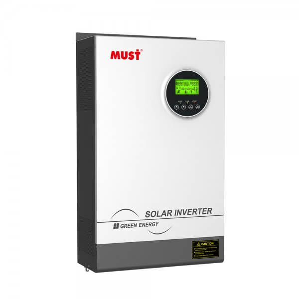 PH1800 Pro Series On/Off Grid Hybrid Solar Inverter (3/5.2KW)