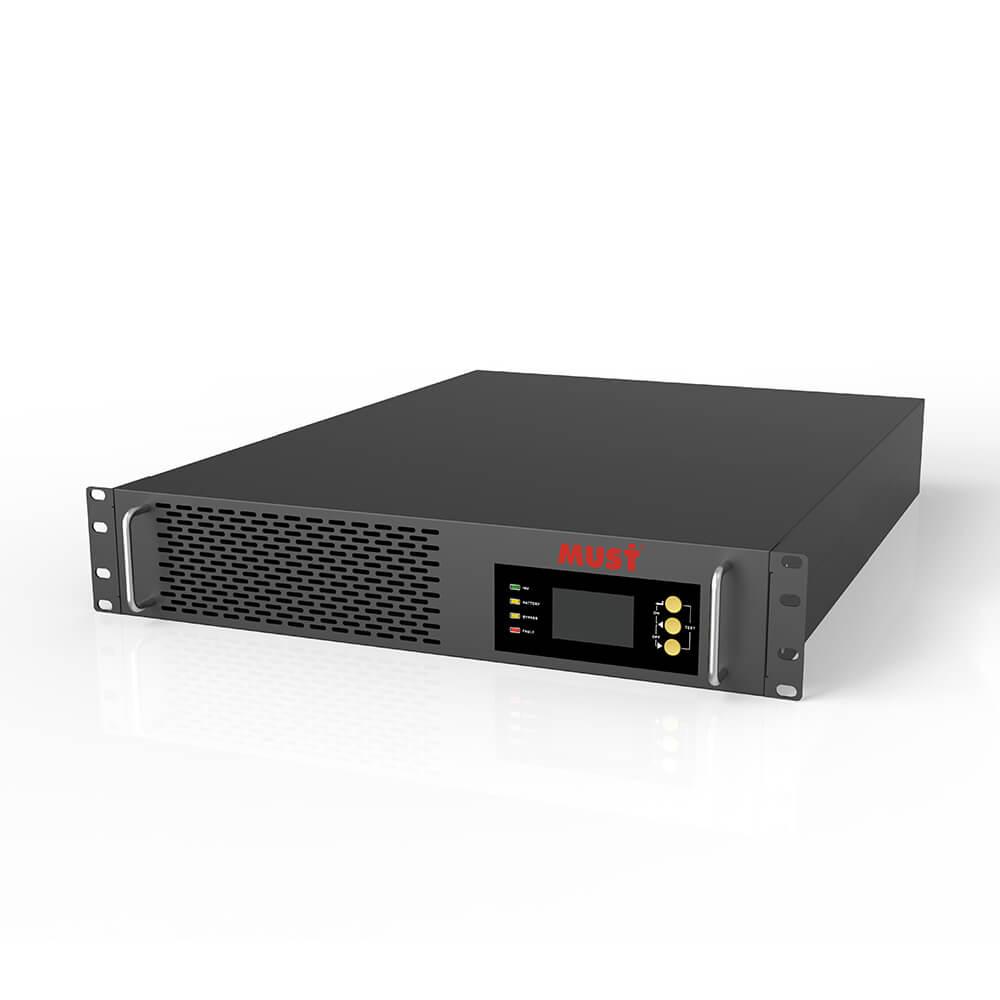 EH5500 Rack Mount Series High Frequency Online UPS (1-10KVA)