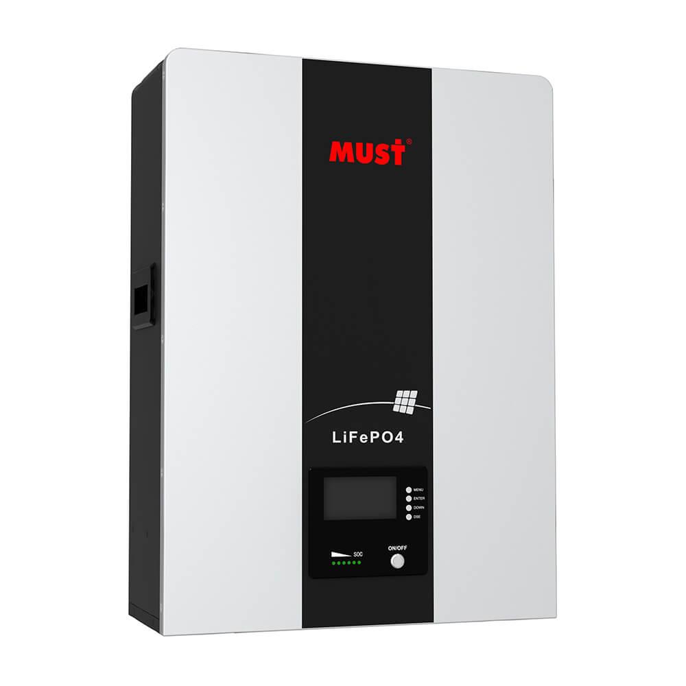 Lithium Iron Phosphate Battery LP16-4850 (51.2V/50Ah)
