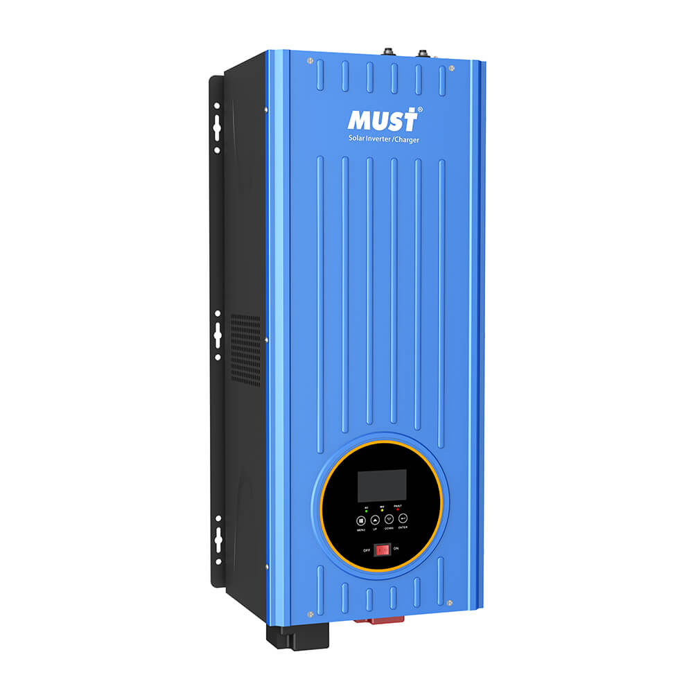 PV3000 LVHM Series Low Frequency Solar Inverter (AC:120V 1-6KW )