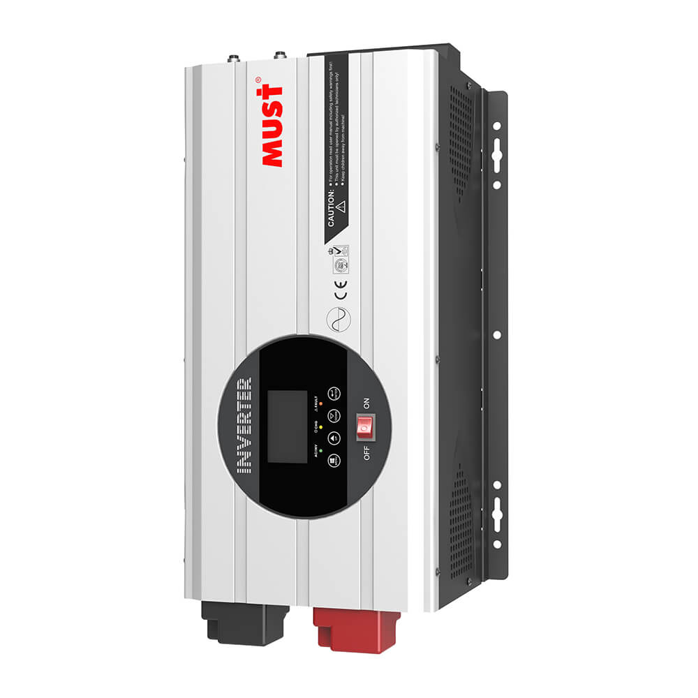 PV3000 VPM Series Low Frequency Solar Inverter/Charger (1-3KVA)