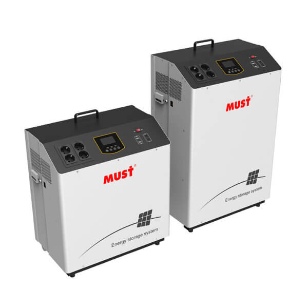 Home Backup Power Station HBP 1800 Series (1-3KW)